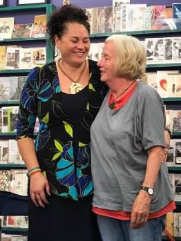 Louisa Wall and Jane Molloy Singing a Waita