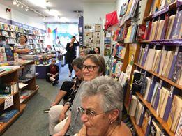 Reading at Women's Bookshop